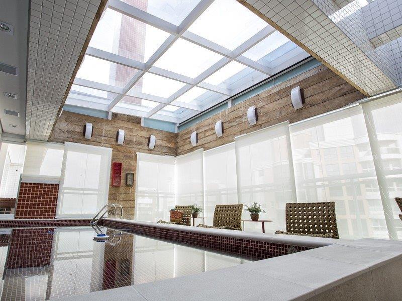 Cobertura de vidro interior de sp