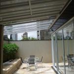 Cobertura telha termo acústica no abc